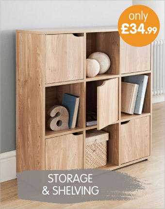 storage and shelving
