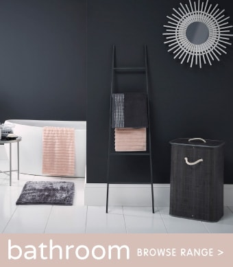 Browse our Bathroom Range at B&M