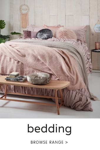 Browse Bedding at B&M.