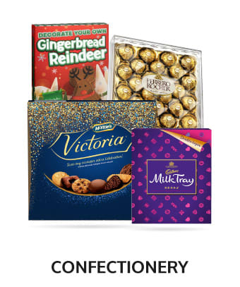 Save on Christmas Confectionery at B&M.