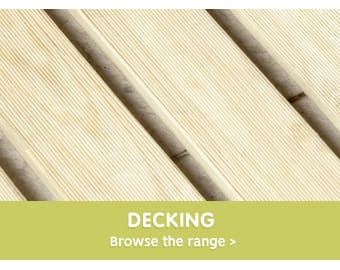 Save on Decking at B&M.