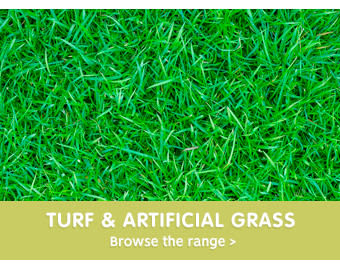 Save on Turf at B&M.