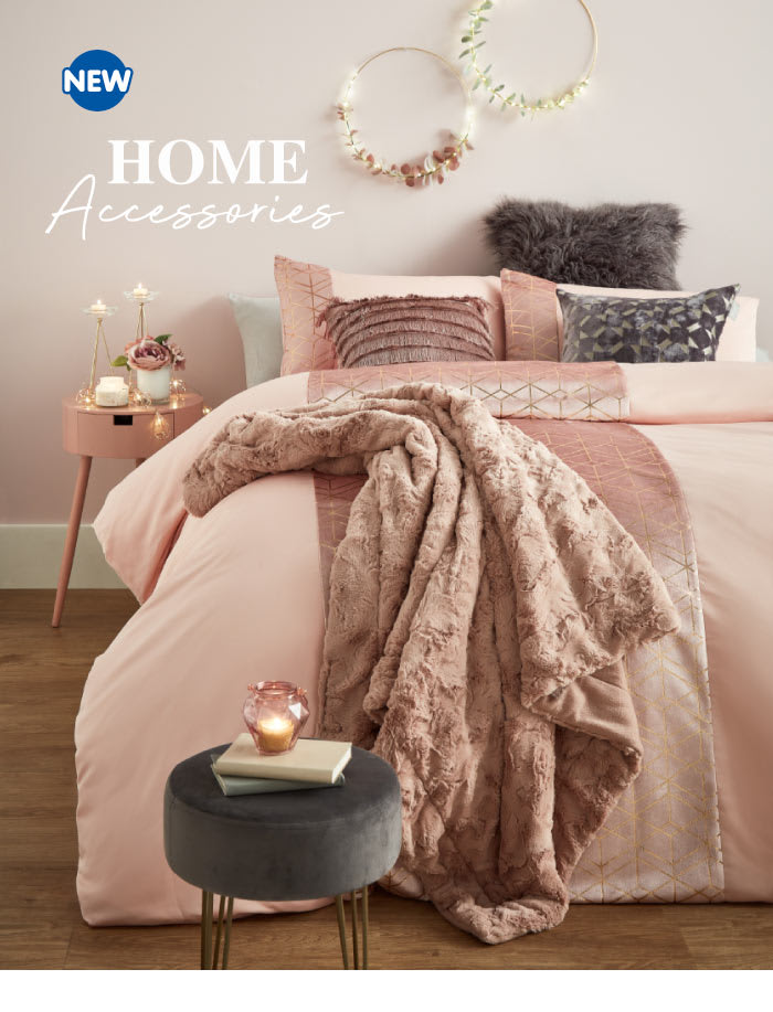 Browse Home Accessories at B&M.