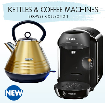 Kettles & Coffee achines