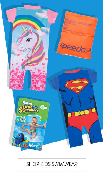 Save on Kids Swimwear at B&M.