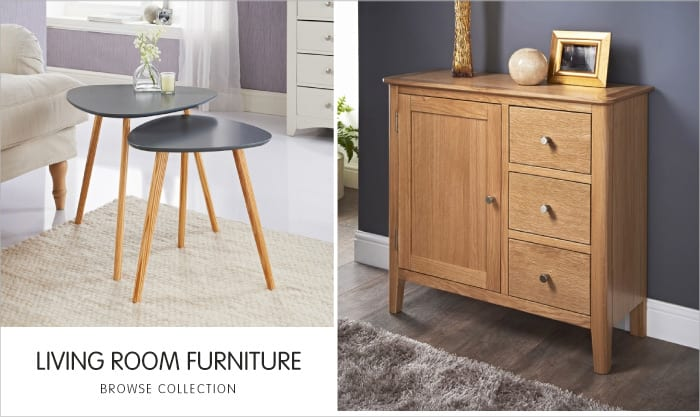 Cheap Furniture UK - Traditional and Modern - from B&M Stores