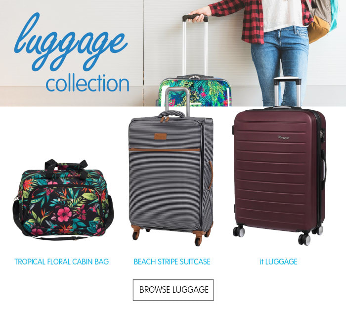 Save on luggage at B M. b6615e03cef4d
