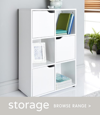 Browse Storage at B&M.