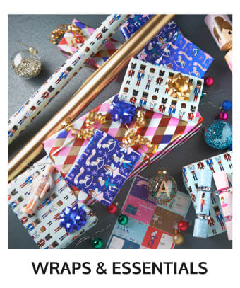 Save on Christmas Wrapping Paper and Essentials at B&M.