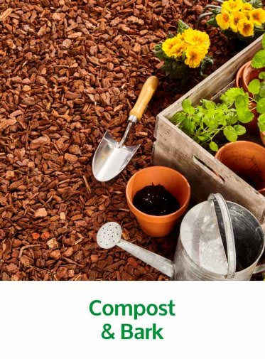 Save on Garden Compost at B&M.