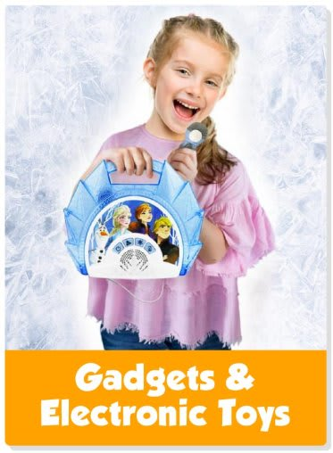 Gadgets & electronic toys