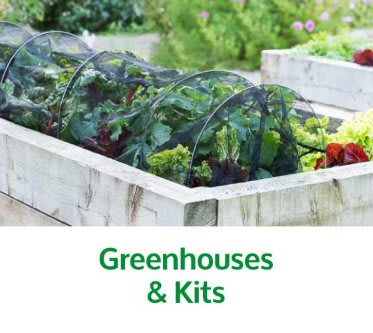 Save on Garden Greenhouses at B&M.