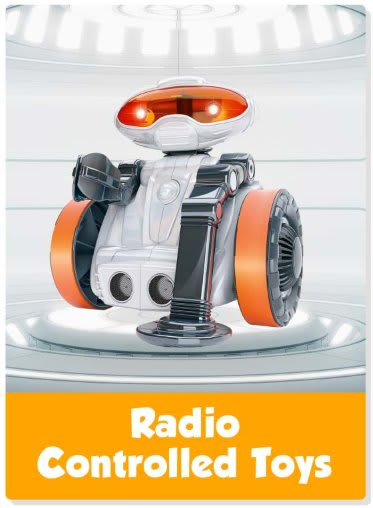 Radio Controlled Toys