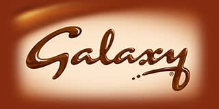 Galaxy is produced by the Mars Company. It manufactures a variety of products, gum, confectionery, food brands and most famously: chocolate.