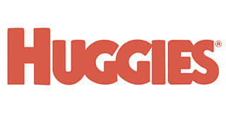 Huggies is the brand name of a disposable diaper marketed by Kimberly-Clark. Huggies were first test marketed in 1968, then introduced to the public in 1978
