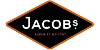 Enjoy our Jacob's range of baked snacks. Since 1850 they have led the way in the finest savoury biscuits, snacks, baked goods, crackers & more.