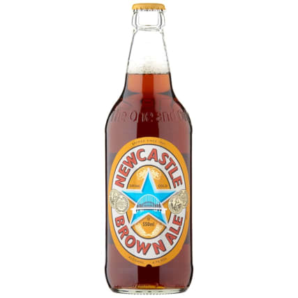 Newcastle Brown Ale 550ml Alcohol B Amp M