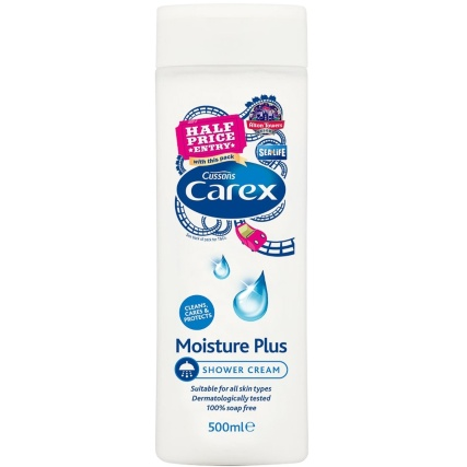 225571-Carex-Moisture-Plus-Shower-Cream-500ml