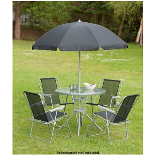 B Amp M Gt Milano Patio Set 6pc 233578