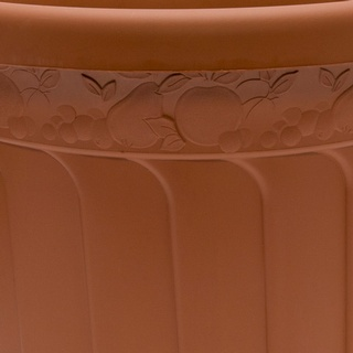 235615-Woodland-Fern-Design-Terracotta-Round-45cm-Planter-2