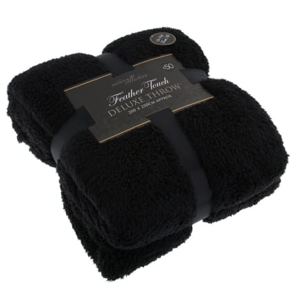 236777-Large-Feather-Touch-Throw-black