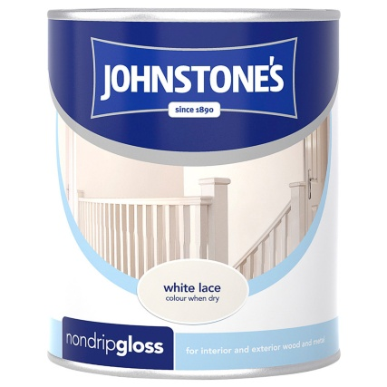 237215-Johnstones-Non-Drip-Gloss-Paint-White-Lace-750ml