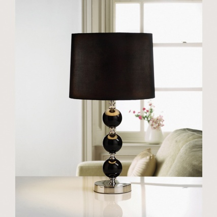 238160--New-York-Table-Lamp-Black