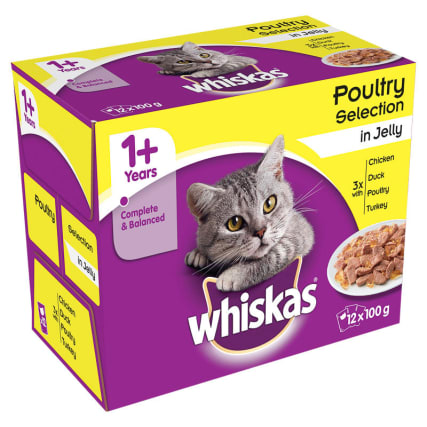 239964-Whiskas-Poultry-12x100g