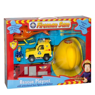 Fireman Sam Rescue Playset