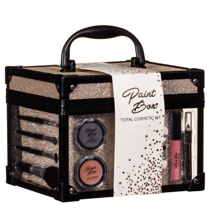 Paint Box Make Up Set - Gold