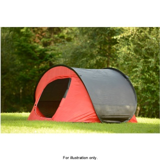 3-4 Man Pitch Go Tent
