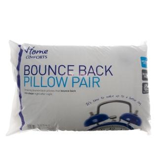 b m bounce back pillow pair 256349. Black Bedroom Furniture Sets. Home Design Ideas
