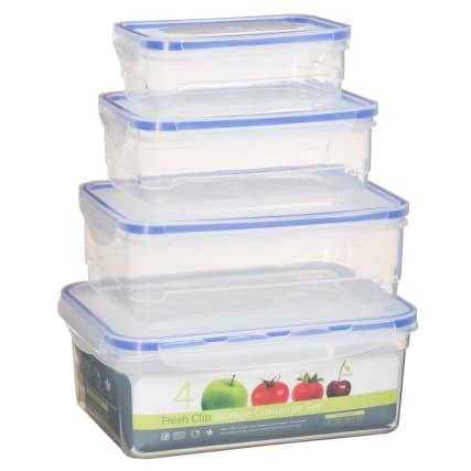 304838 258207-4-pack-Clip-Lock-Storage-Set