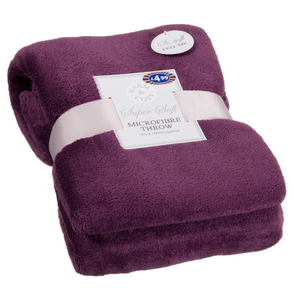 263429-Super-Soft-Microfibre-Throw-plum1