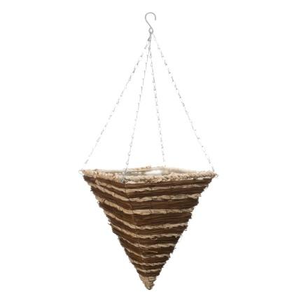 331197-12-inch-Cone-Rope-Pyramid-Hanging-Basket