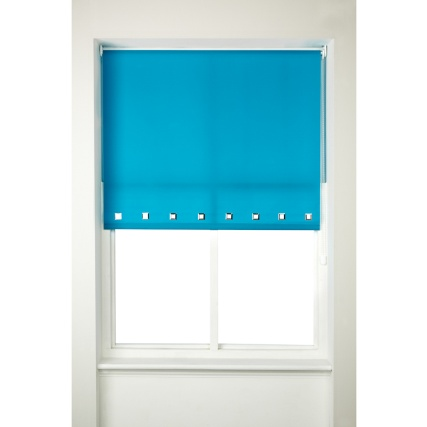 266874-Square-Roller-Blind-Teal