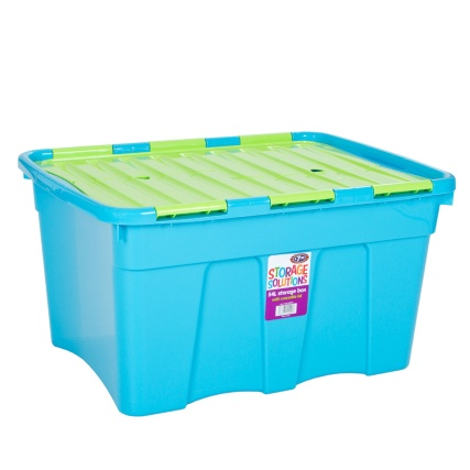 269808-54-Litre-Storage-box-Blueberry-and-Lime