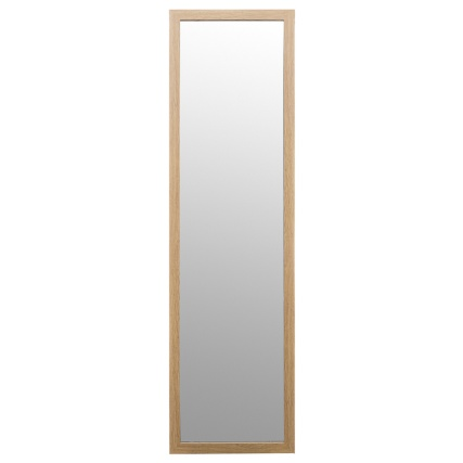 B&M over the door mirror
