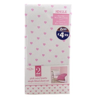 273020-Pink-Mini-Hearts-Single-Fitted-Sheet-Set-white-on-pink