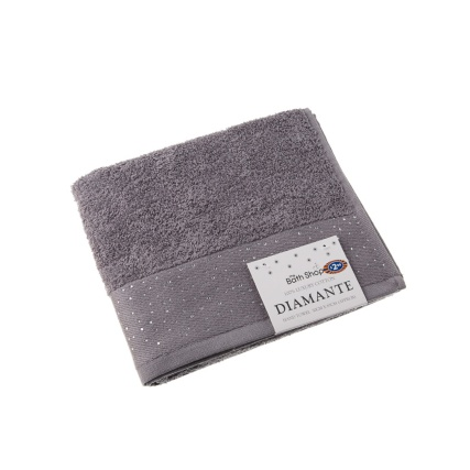 274537-Diamante-Hand-Towel-grey