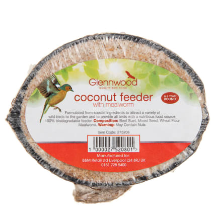 275208-Half-Coconut-Feeder-with-Mealworm1