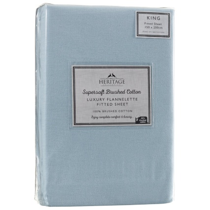 275618-Supersoft-Brushed-Cotton-Luxury-Flannelette-Fitted-Sheet-King-Size1