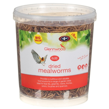 276061-Dried-Mealworms-400g-Tub1