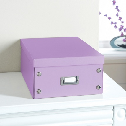 276600-Large-Storage-Box-Plain-Purple-0631