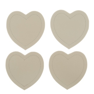 279713-4-pk-Heart-Leatherette-Coasters---Cream-2