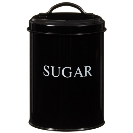 281347-Set-of-3-Enamel--black-Storage-Tins-sugar