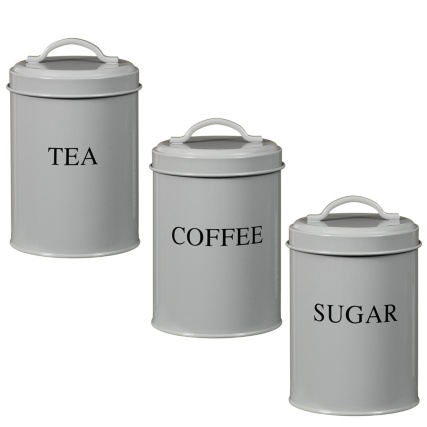 281347-Set-of-3-Enamel-grey-Storage-Tins-tea-coffee-sugar