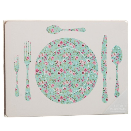 282580-4-Pack-Placemats-place-setting-green-floral1