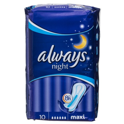 282694-Always-Maxi-Night-Sanitary-Towels-x-10-pads