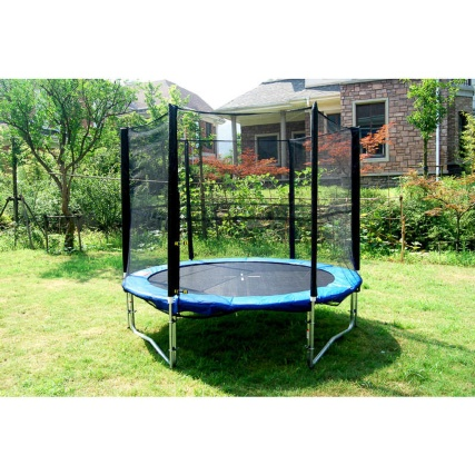 Trampoline & Enclosure 8ft